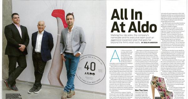 Aldo Magazine