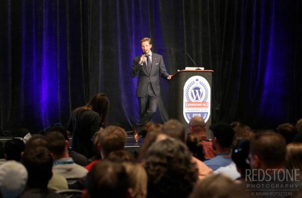 Matt Mullenweg Speaking
